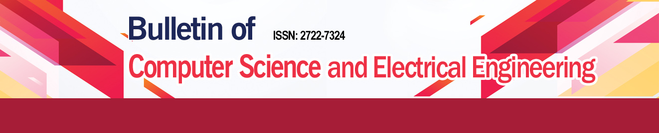 BCSEE - Bulletin of Computer Science and Electrical Engineering